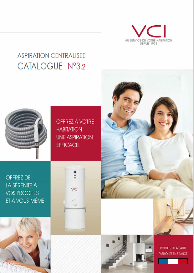 Le catalogue des produits VCI