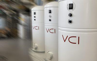 Centrale d'aspiration VCI